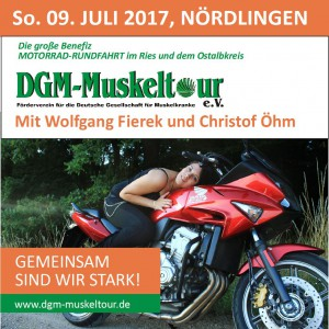 Muskeltour 2017