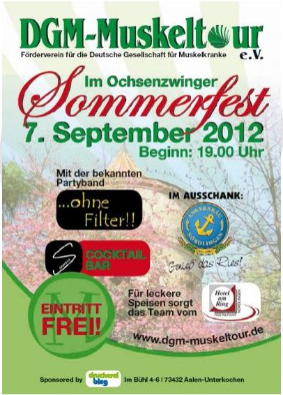 Event_Sommerfest_2012_Flyer